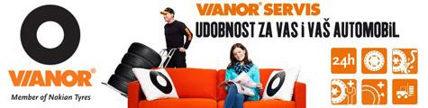 Vianor banner